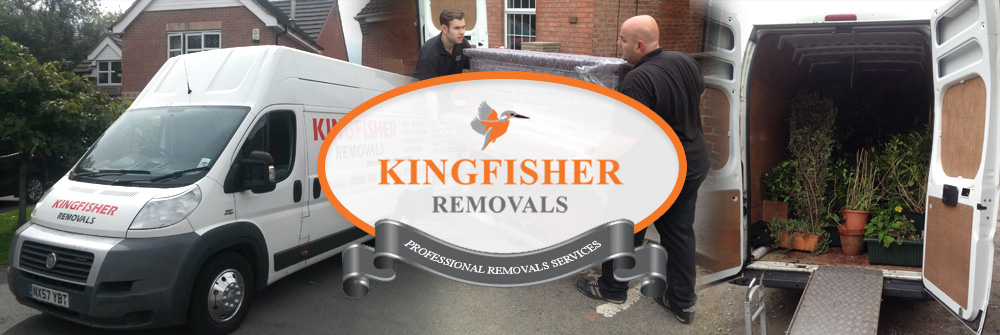 Kingfisher Removals Burton